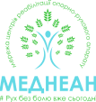 "Медичний центр ""Меднеан"" Logo"